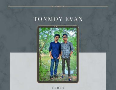 tonmoy evan
